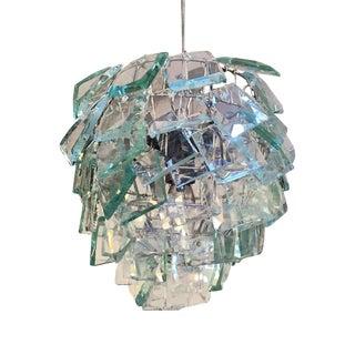 Rabane Clear Glass Pendant Light