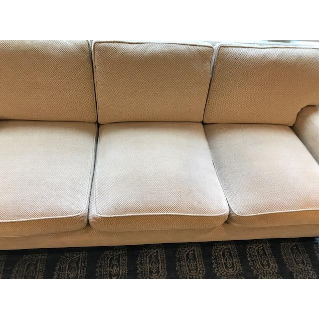 2010s Barbara Barry for Baker Furniture Sofa For Sale - Image 5 of 7