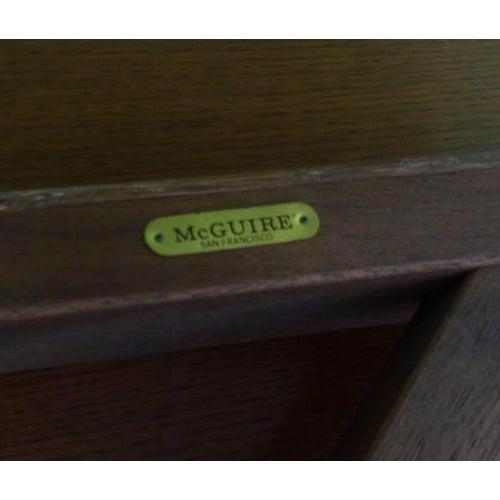 McGuire Flip Top Breakfast/Dining Table - Image 6 of 6