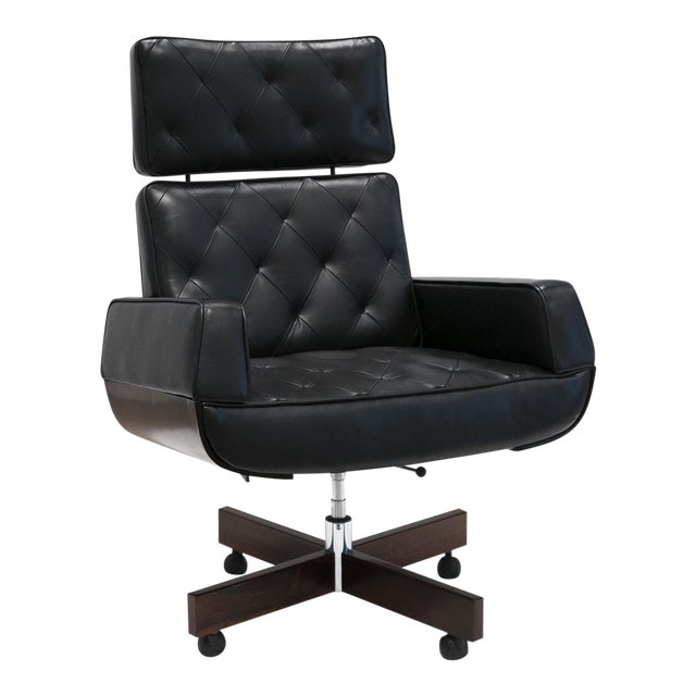 "Jorge Zalszupin ""Ambassador"" Armchair, C. 1965 For Sale"