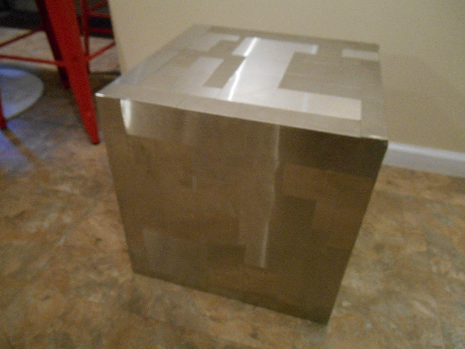 Paul Evans For Directional Cityscape Side Table   Image 5 Of 7