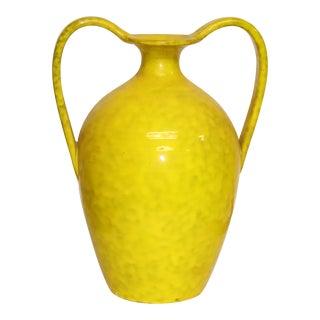 Rosenthal Netter Mid Century Pottery Vase For Sale