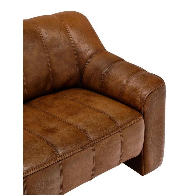 Mid-Century Modern Vintage Sofa by De Sede For Sale - Image 3 of 10