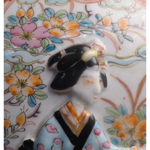 Japanese Imari Fish Bowl For Sale - Image 10 of 13