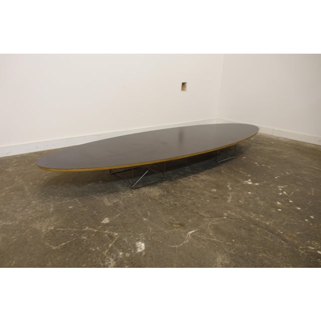 Herman Miller Mid-Century Modern Eames Surfboard Coffee Table For Sale - Image 4 of 10