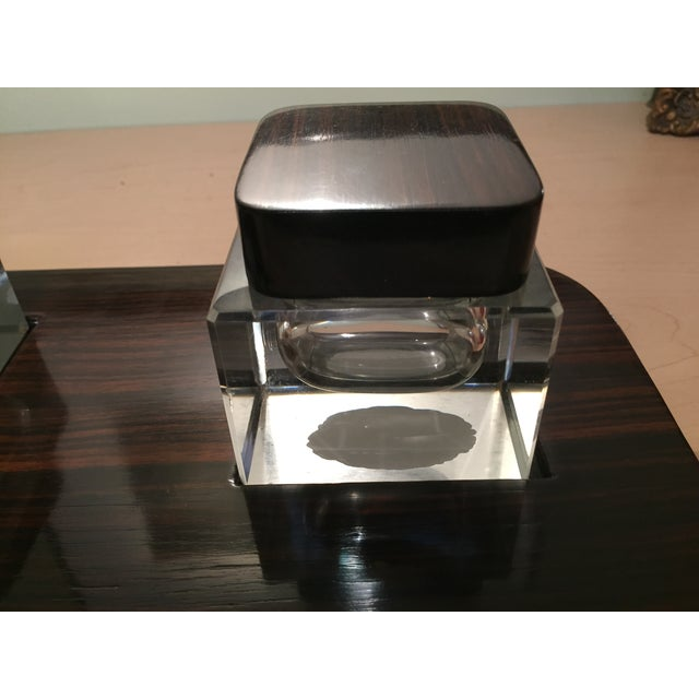French Art Deco Inkwell - Image 3 of 5