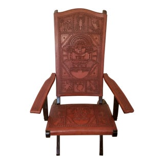 Cedar Peruvian Chair For Sale