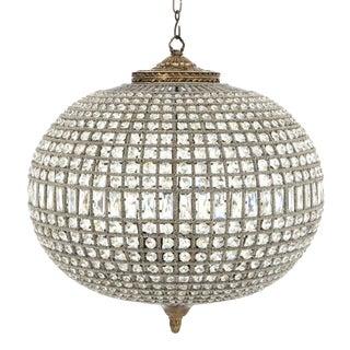 Crystal Oval Chandelier | Eichholtz Kasbah - L For Sale
