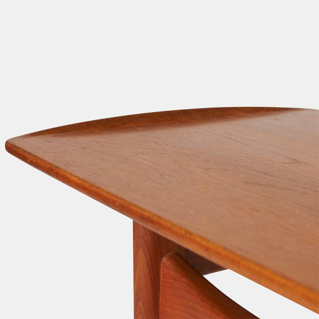 1950s A Tove & Edvard Kindt-Larsen Coffee table For Sale - Image 5 of 6