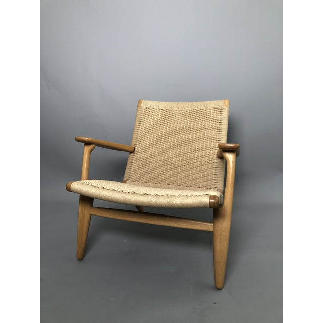 Wegner Easy Chair For Sale - Image 9 of 9