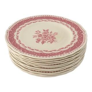 Vintage Avon Pattern Grindley-England Dinner Plates - Set of 12 For Sale