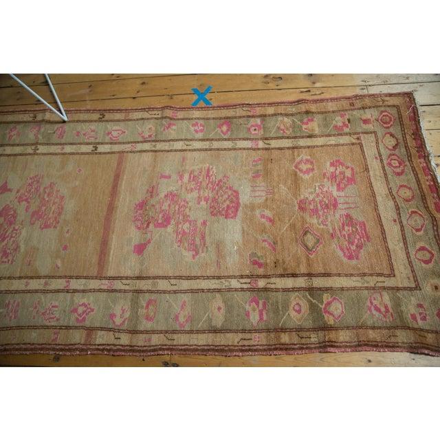 """Vintage Oushak Rug - 4' x 7'6"""" For Sale - Image 5 of 10"""