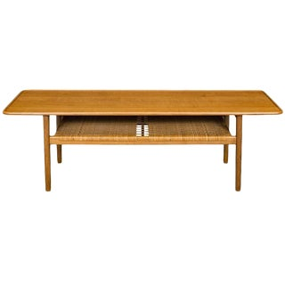 Has Wegner AT-10 Coffee Table For Sale