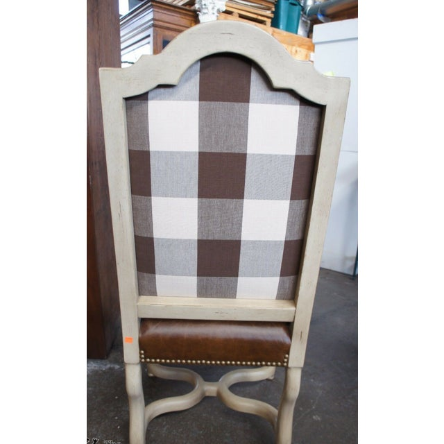 Wood 6 Century Furniture Mill Room Side Chairs T29-531 Bob Timberlake French Country For Sale - Image 7 of 8