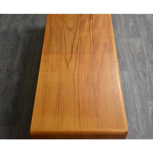Danish Modern Teak Dresser by Nordisk Andels-Eksport For Sale In Boston - Image 6 of 12
