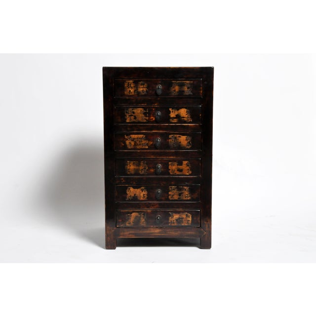Chinese Side Chests - a Pair For Sale - Image 4 of 13