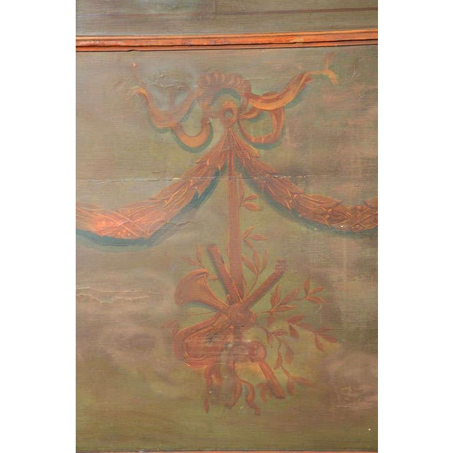 Italian Venetian Painted Day Bed For Sale - Image 3 of 8