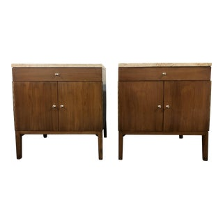 Paul McCobb for Calvin Nightstands/2 For Sale
