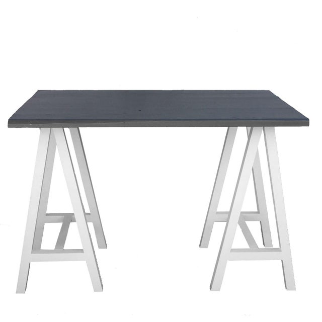 Modern Rustic Bar Table - Image 1 of 3