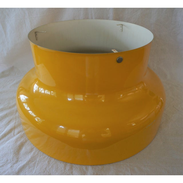 Mid-Century Modern Vintage Large Bumling Pendant Light For Sale - Image 3 of 13