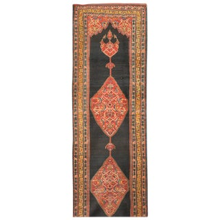 Antique 19th Century Persian Souj Boulak Runner For Sale