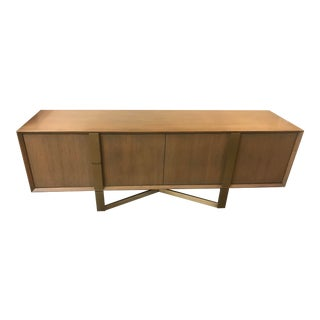 Modern Chandler Entertainment Console For Sale