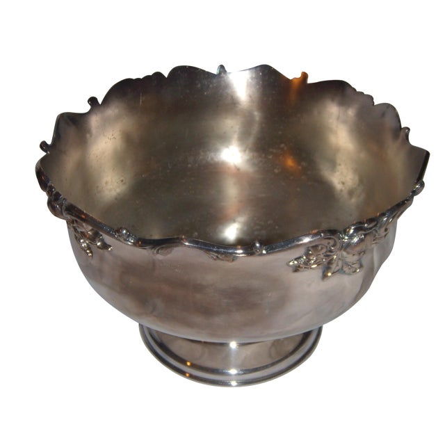 Derby Silver Company Decorative Bowl - Image 1 of 8