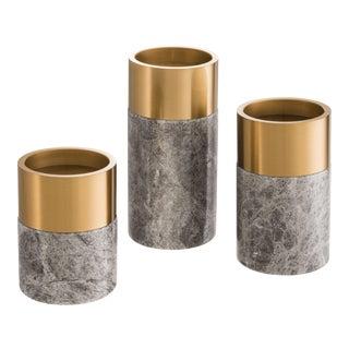 Marble Candle Holder Set | Eichholtz Sierra For Sale