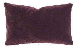 Image of Eggplant Pillowcases