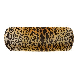 Leopardo Bolster Pillow For Sale
