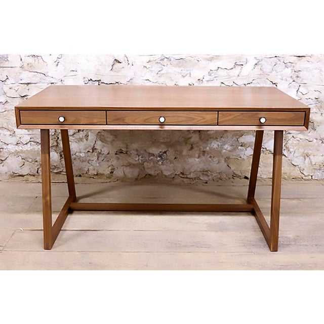 VOLK Volk Furniture Atlantic Desk For Sale - Image 4 of 4