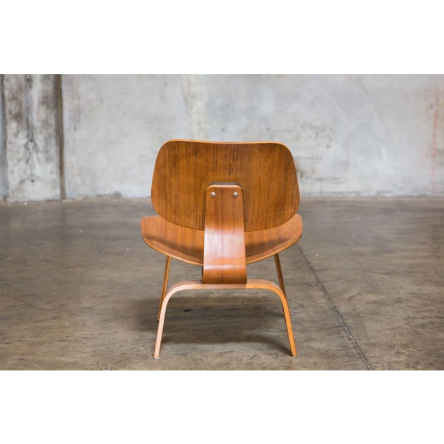 Eames Bentwood Low Chair in Medium Finish - Image 5 of 5
