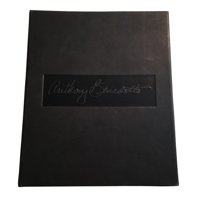 """""""An Evening with the Art of Tony Bennett"""" Book of Paintings For Sale"""