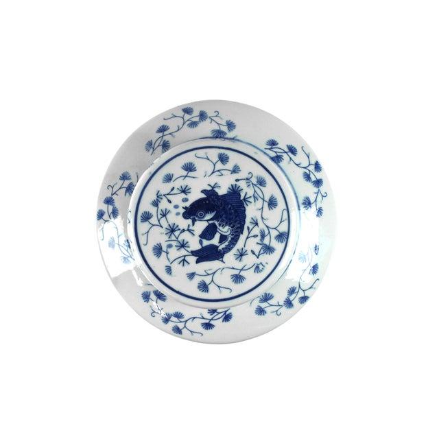 Koi Fish Porcelain Tea Vessel - Image 4 of 4