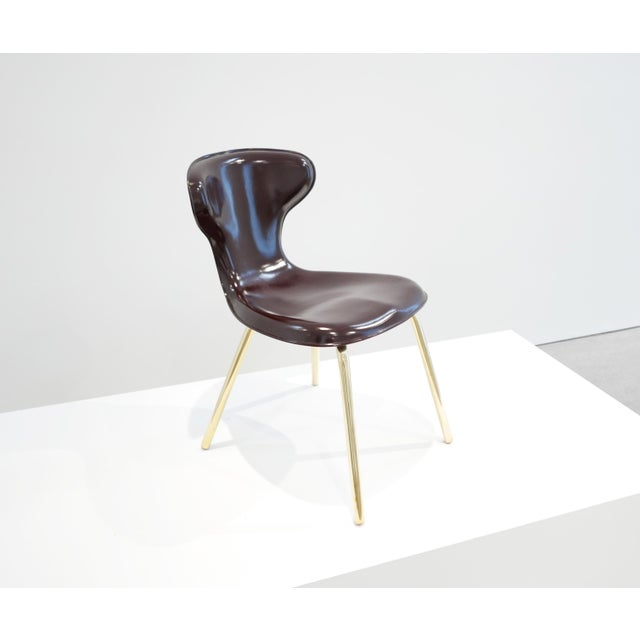1950s Egmont Arens, Fiberglass Chair, C. 1950 - 1959 For Sale - Image 5 of 8