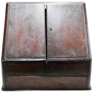 White & Co., Ltd. Furniture Depositories Desk Organizer For Sale
