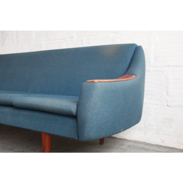 Contemporary 1960s Mid-Century Modern Norwegian Sleeper Sofa For Sale - Image 3 of 5