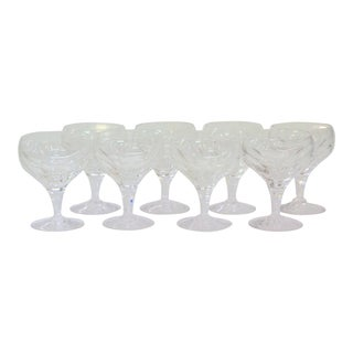 Champagne Chalices - Set of 8 For Sale
