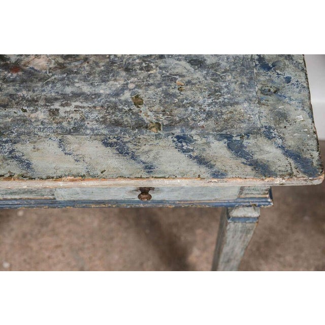 18th Century Italian Painted Table - Image 4 of 7