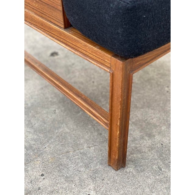 Danish Cabinetmaker Rosewood Armchair For Sale - Image 11 of 13
