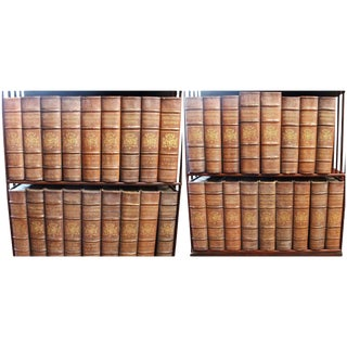 1879 Edition Encyclopedia Britannica Books - 36 Volumes