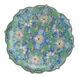 Image of Celadon Decorative Plates