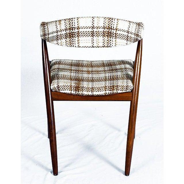 Set Of 6 Rosewood Kai Kristiansen Dining Chairs - Image 6 of 10