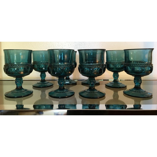 Vintage Kings Crown Wine Goblets - Set of 24 - Image 5 of 9