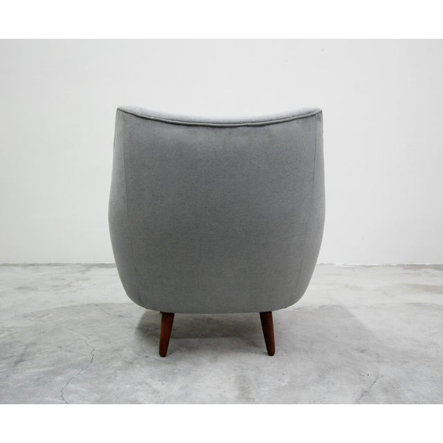 Mid Century Danish Lounge Chair by Hans Olsen For Sale In Las Vegas - Image 6 of 9