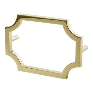 Nest Studio Collection Classic-01 Polished Brass No Lacquer Handle For Sale