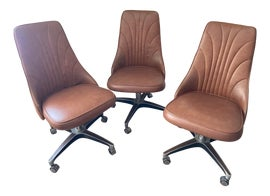 Image of Chromcraft Dining Chairs