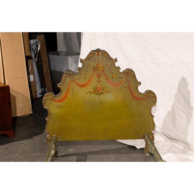 19th Century Venetian Style Twin Beds - a Pair For Sale In Atlanta - Image 6 of 13