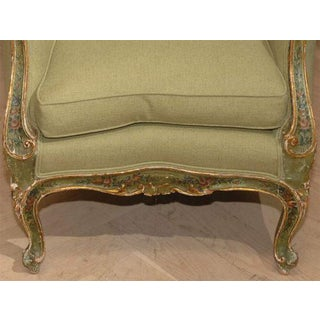 19th Century Painted & Gilt Bergere Preview