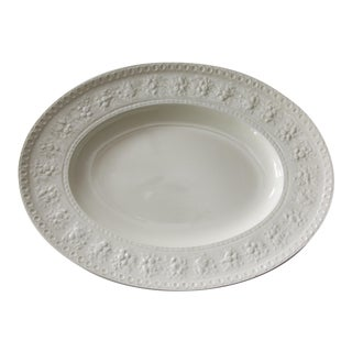 Large English Wedgwood Oval Platter